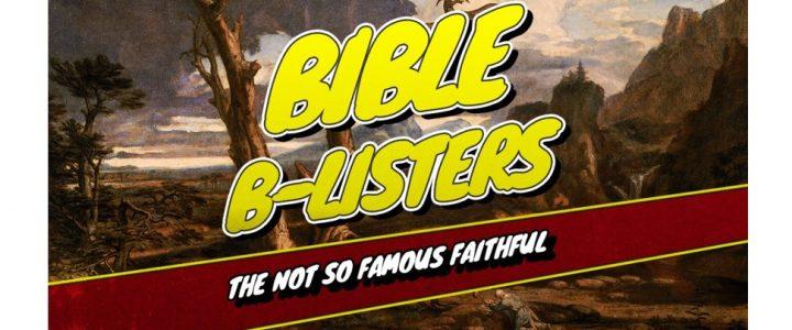 Bible B-Listers – Week 4 – Enoch